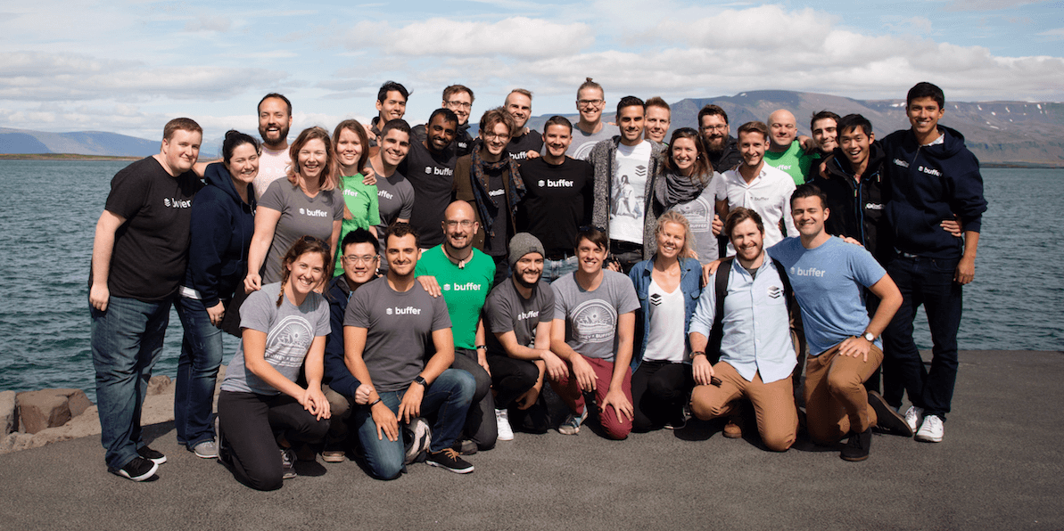 Our Chat with Buffer about Their Happy — and Remote — Company Culture