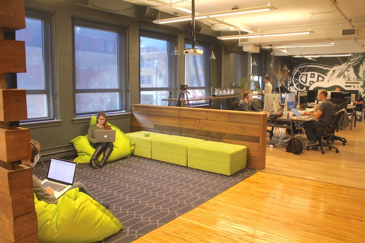 Shopify Office, Montreal
