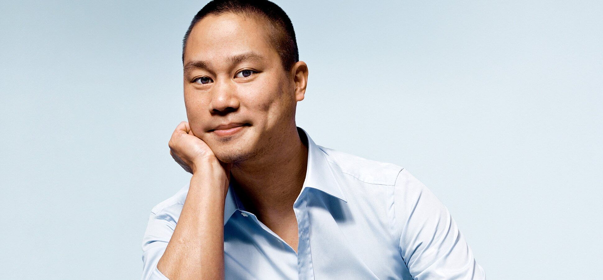 Tony Hsieh, Chief Executive at Zappos